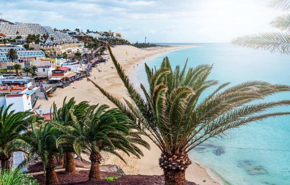 Fuerteventura sale   13-daagse vakantie nu maar €418,- per persoon