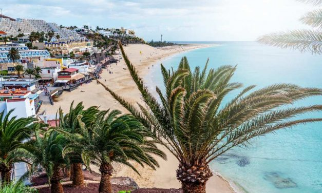 All inclusive Fuerteventura voor €449,- p.p. | September 2019