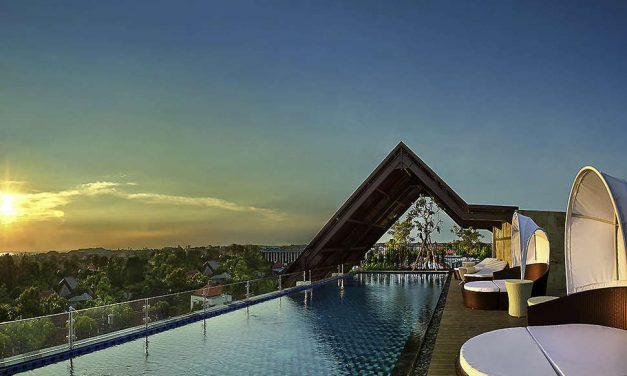 10 dagen Bali €681,-   Incl. Emirates vlucht, prachtig hotel & meer