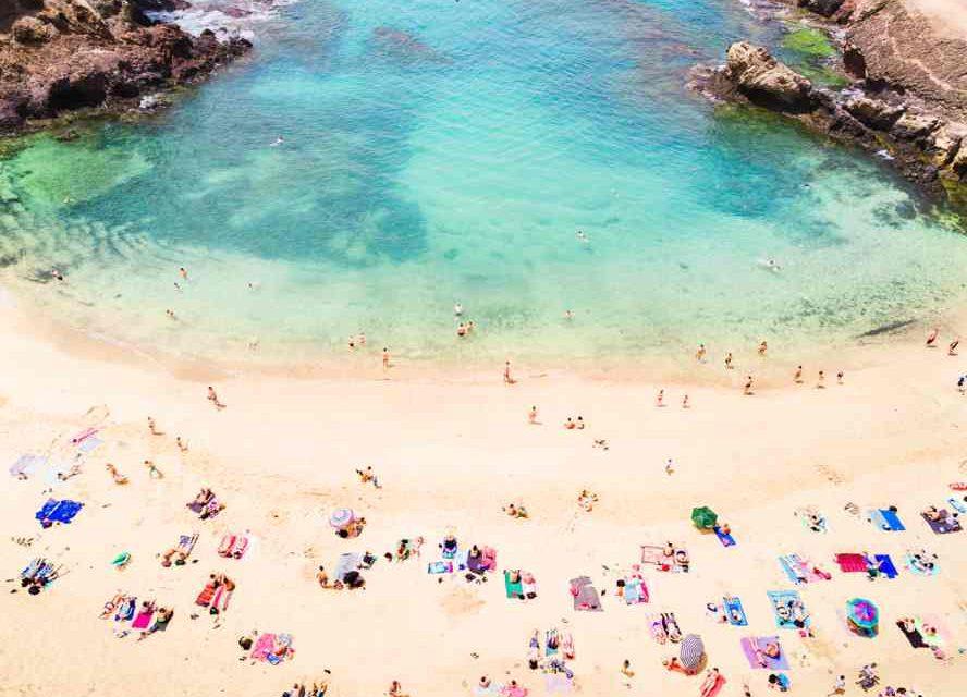 Let's visit Lanzarote | vluchten, transfers & 8 dagen verblijf €264,-