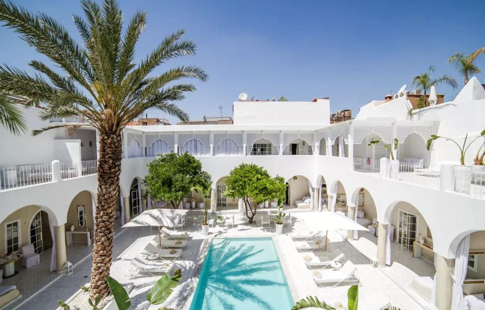 Luxe & moderne 5* citytrip Marrakech   4 dagen €299,- per persoon