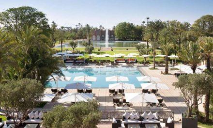 5* luxe Marrakech aanbieding   halfpension 8 dagen €493,- p.p.