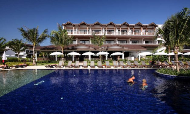 4* all inclusive Thailand | 9 dagen mei 2018 €1029,- per persoon
