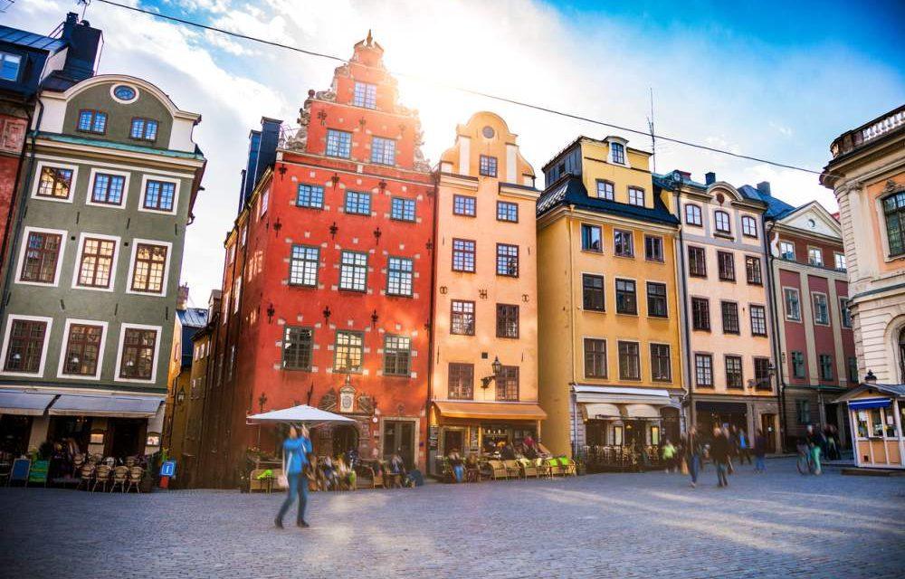 Goedkope citytrip Stockholm   last minute €207,- per persoon