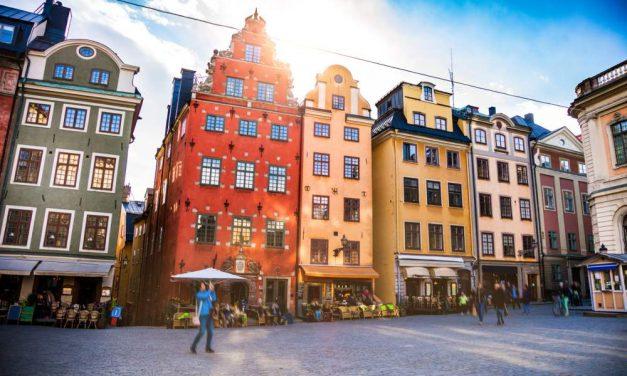 Goedkope citytrip Stockholm | last minute €207,- per persoon