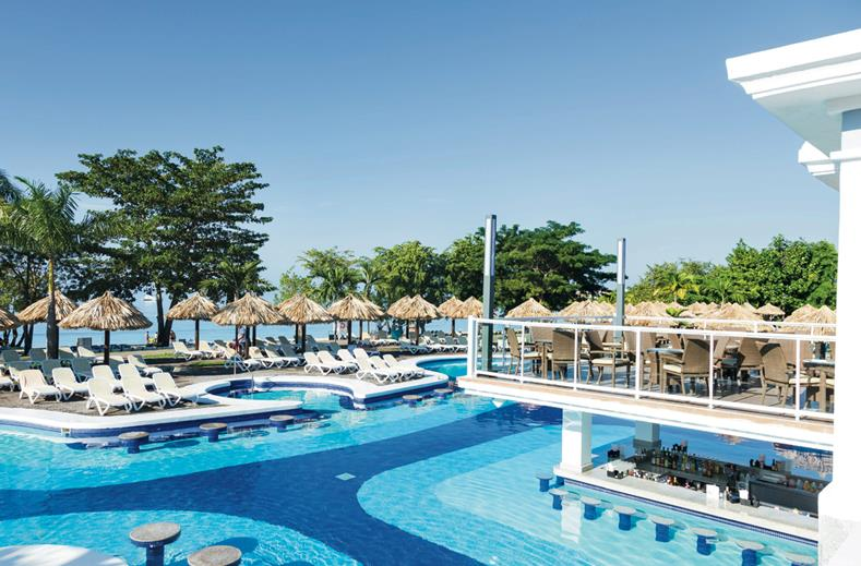5* RIU all inclusive Jamaica | 9 dagen mei 2018 €886,- per persoon
