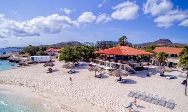9 dagen Curacao €699,- p.p.   4* Adults Only hotel met privéstrand