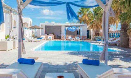 Santorini is calling!   8 dagen in april voor maar €349,- per persoon