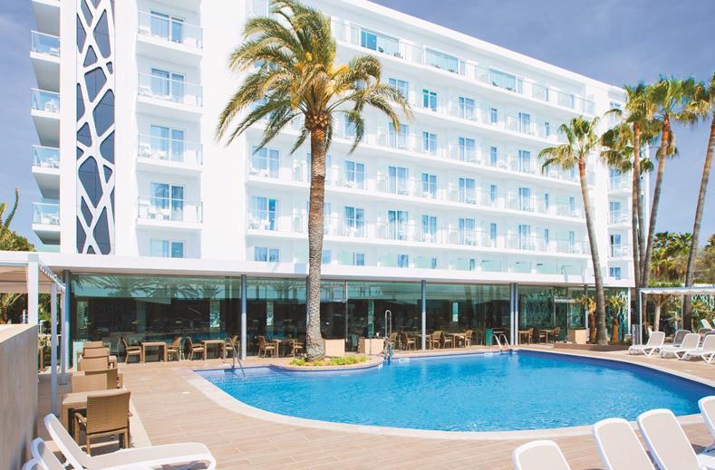 Super last minute mallorca vluchten 4 riu for Design hotel mallorca last minute