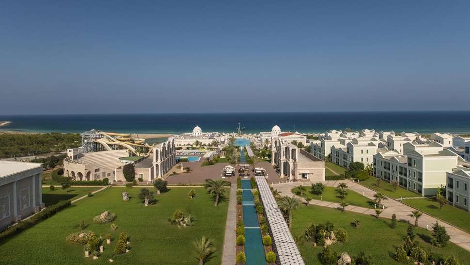 5* Ultra all inclusive zonvakantie | 8 dagen Cyprus €567,- p.p.