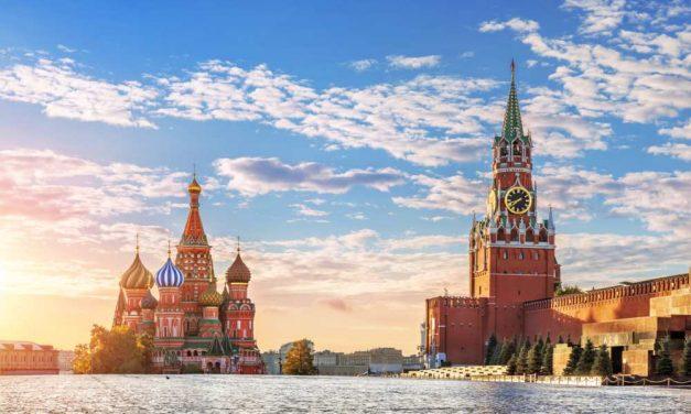 Wow last minute rondreis Rusland!   12 dagen incl. veel €1248,- p.p.