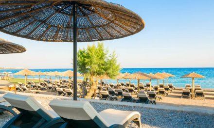 Top deal: Rhodos €465,- | In mei incl. vluchten, 5* hotel & halfpension