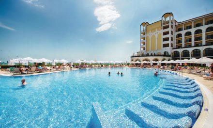 Luxe 4* RIU Helios Bay @ Bulgarije | 8 dagen all inclusive €465,- p.p.