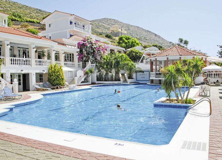 All inclusive zonvakantie @ Samos | 8 dagen in mei €449,- p.p.