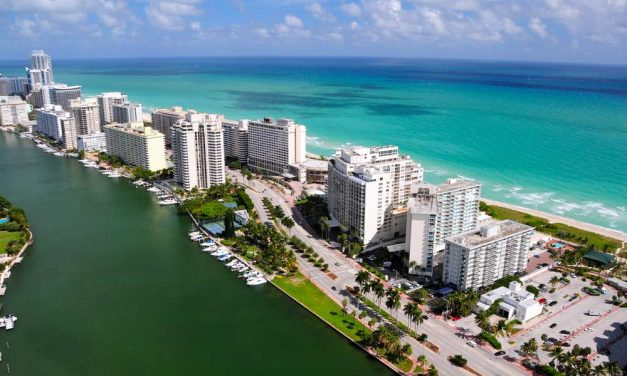 Miami Beach here we come! | 9-daagse zomervakantie €719,- p.p.