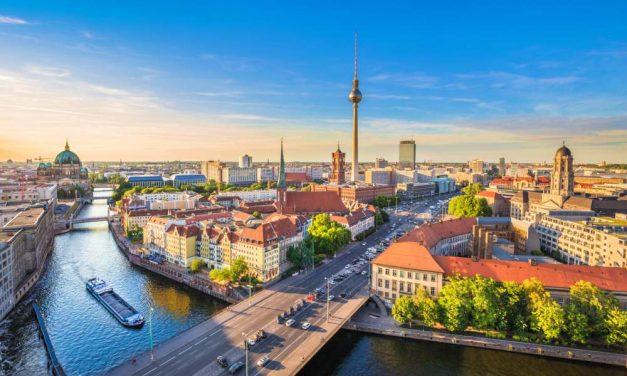 4-daagse stedentrip naar het hippe Berlijn | In juni €169,- per persoon