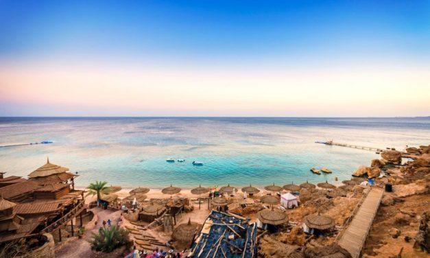 Super last minute 4* all inclusive Egypte €549,- | Hotel met privéstrand