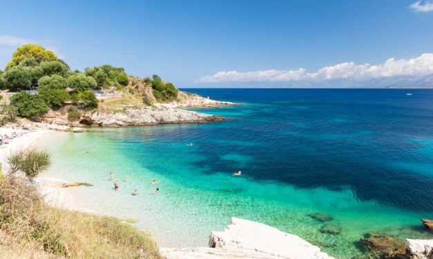 8 dagen zonnig Corfu | september 2018 €299,- p.p. + ontbijtje