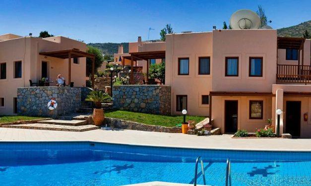 Luxe 4* Kreta aanbieding   8 dagen mei 2018 €251,- per persoon