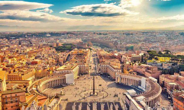 Cheap: stedentrip Rome in mei €175,- p.p. | Vluchten & verblijf