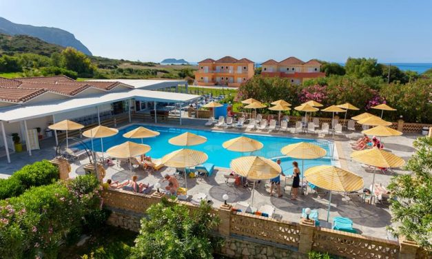 4* Cavo D'Oro Zakynthos | luxe all inclusive deal €498,- per persoon