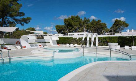 Gespot: design 4* Ibiza deal   voorjaar 2018 €459,- per persoon