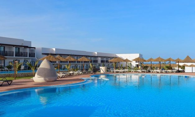 TUI dagdeal: luxe 5* all inclusive vakantie Kaapverdie   8 dagen €799,-