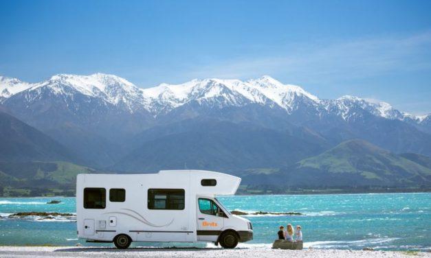 Camperreis Nieuw-Zeeland | 28 dagen incl. vluchten voor €1236,- p.p.