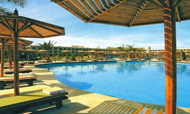 Vier de meivakantie in Egypte | All inclusive 4* Hilton Hurghada €650,-