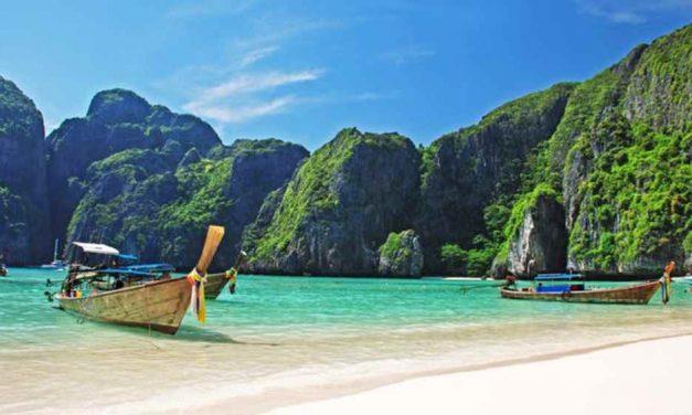 BUCKETLIST: Strandhoppen Thailand | 14 dagen €1539,- per persoon
