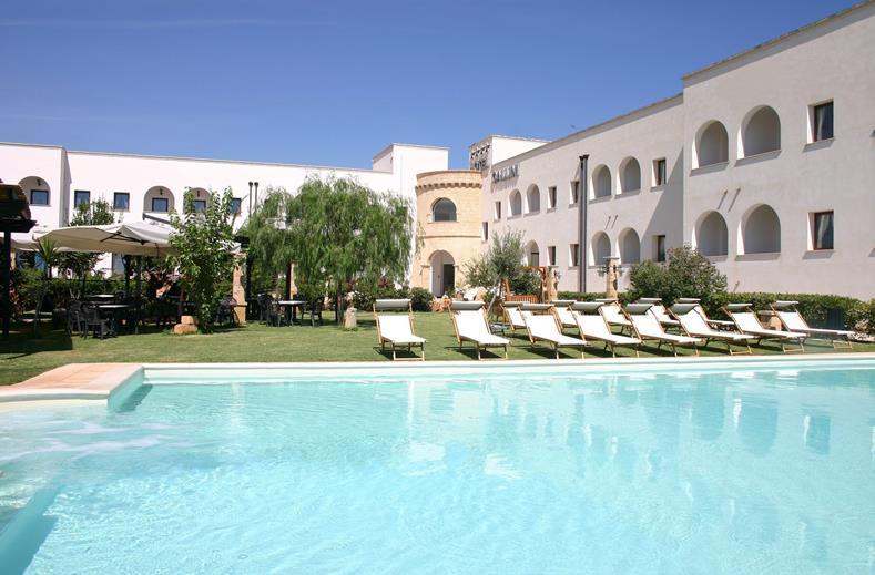 4* zomervakantie Puglia | 8 dagen incl. huurauto & meer voor €476,-