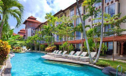Niet normaal! 2 weken Bali €743,- p.p.   Vluchten met KLM & 4* hotel