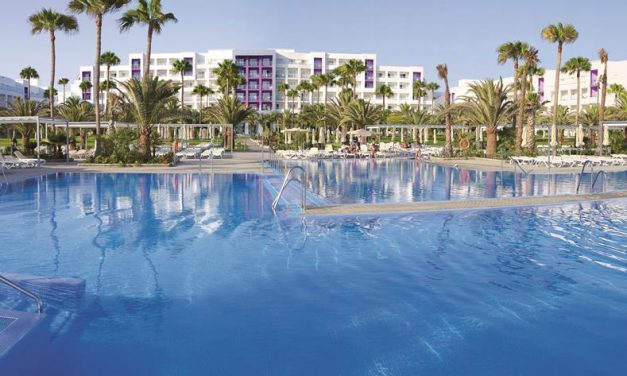 Wauw! 4* ClubHotel RIU Gran Canaria   8 dagen all inclusive €791,- p.p.