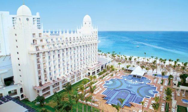 5* RIU Palace Aruba   9 dagen all inclusive voor €1399,- per persoon