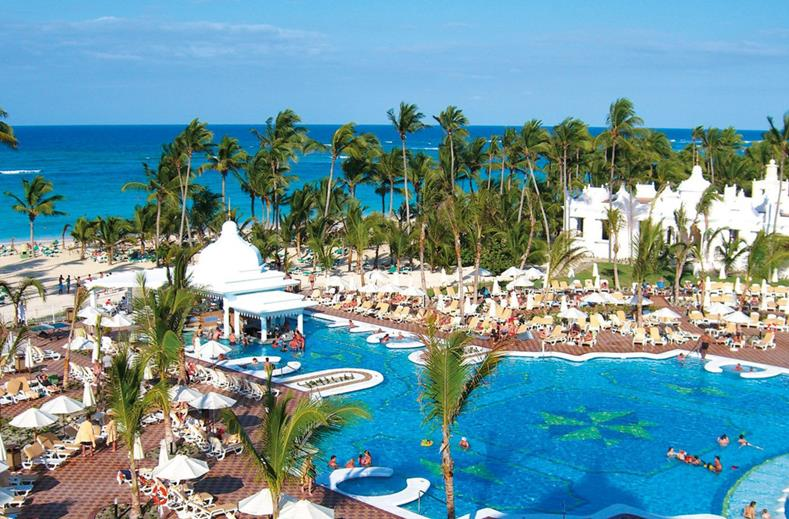 5* RIU Dominicaanse Republiek | all inclusive zomer 2018 €1005,- p.p.