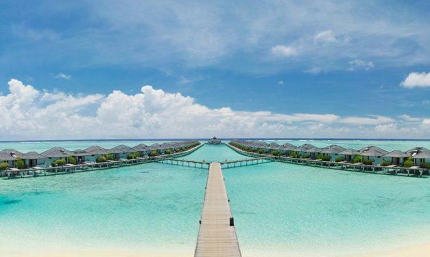 Luxe 4* Malediven deal | incl. ontbijt & diner voor €1179,- per persoon