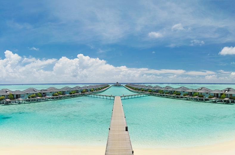 4* luxe Malediven incl. ontbijt & diner | juni 2018 €1280,- per persoon
