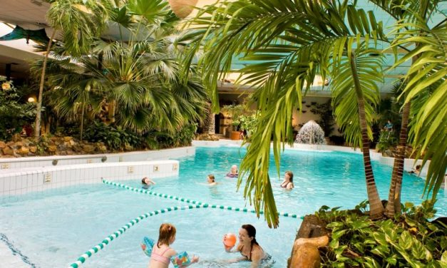 Center Parcs Limburgse Peel | meivakantie 2018 VIP cottage €429,-