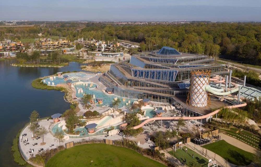 Vakantiepark Villages Nature Parijs met 30% korting IN de meivakantie