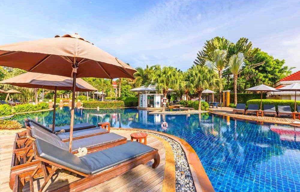 5* luxe Thailand   9 dagen juni 2018 incl. KLM vluchten €599,- p.p.