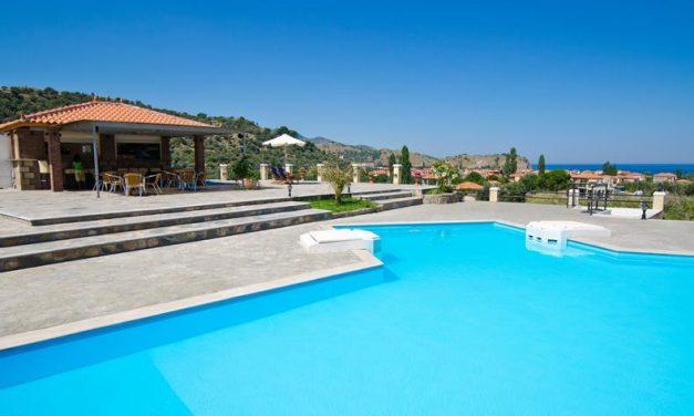 Optimaal genieten op het mooie Lesbos | Complete vakantie €199,-