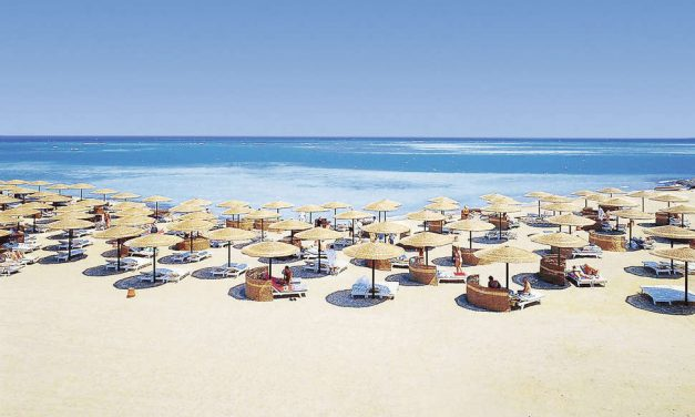 Early bird deal 4* all inclusive Egypte | december 2018 €497,- p.p.