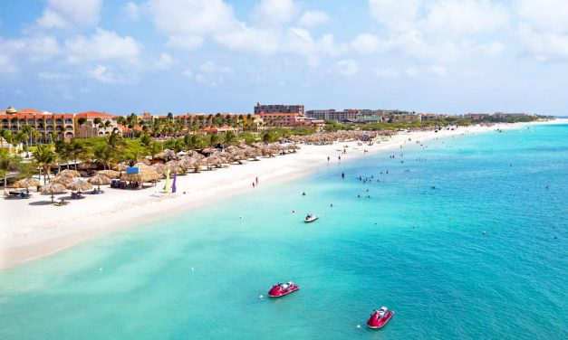 Next stop: tropisch Aruba | Vliegtickets slechts €399,- p.p.