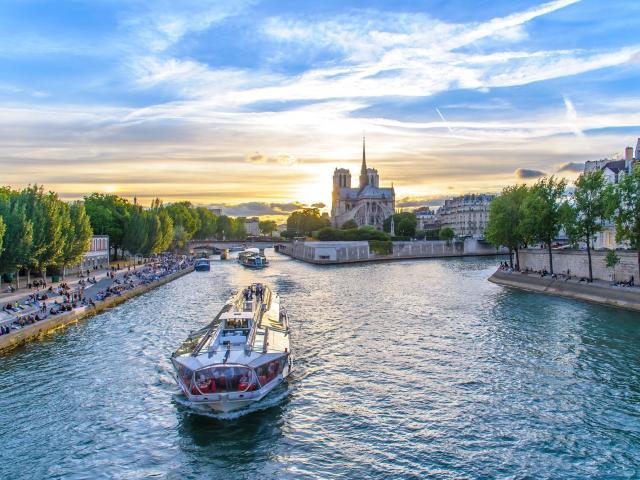 Dagdeal: weekend Parijs | incl. boottocht + champagne €79,- p.p.