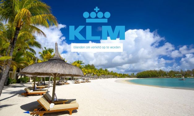 KLM Eilanden Sale 2018 | Curacao, Aruba, Mauritius & meer v/a €599,-
