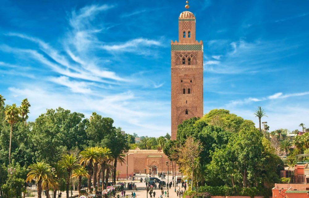 Magische citytrip Marrakech   Centraal gelegen 3* Hotel €150,- p.p.