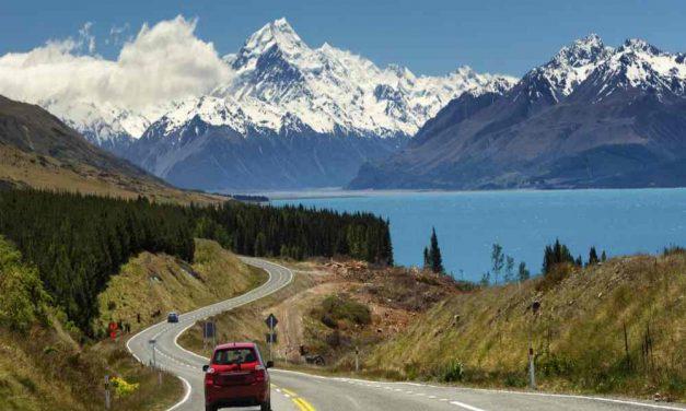 18-daagse rondreis Nieuw-Zeeland | najaar 2018 €2808,- per persoon