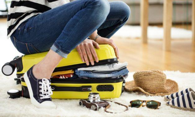 Reizen met alleen handbagage | handige tips & tricks