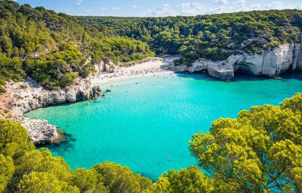 Vroegboekkorting 2020: 8 dagen Menorca | Vluchten + verblijf €186,-