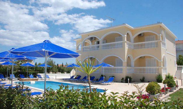 Last minute Zakynthos | 8-daagse vakantie in mei €240,- per persoon